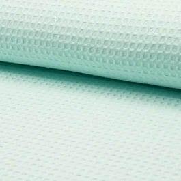 mint Waffel – 100% Baumwolle