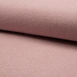 dusty rose Waffel Bebé – 100% Baumwolle