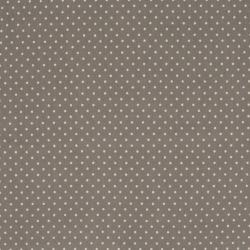 taupe dots – Jersey – Oeketex, 95% Baumwolle, 5% Elasthan
